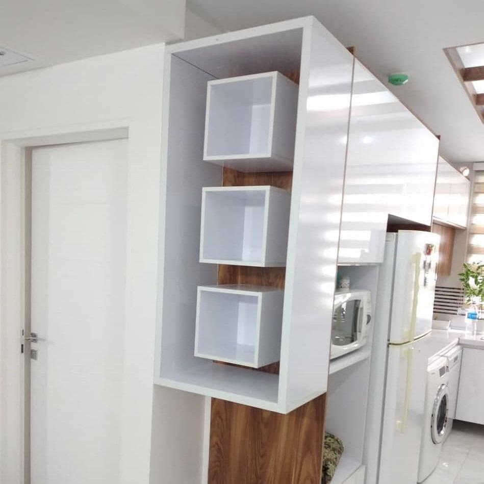 شلف دیواری SQ01 - شلف دیواری – شلف – ویترین – شلف ویترین – قفسه کتاب – قفسه دیواری – قفسه چوبی – قفسه ویترین - ویترین دیواری – دکور دیواری – شلف دکور – دکور چوبی – شلف چوبی – طرح های شلف – shelf – shelf design